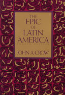 The Epic of Latin America  Fourth Edition