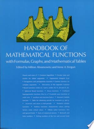 Download Handbook of Mathematical Functions Free Books - Dlebooks.net