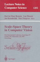 Scale Space Theory in Computer Vision