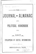 The Journal Almanac and Political Handbook for