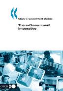 Oecd E Government Studies The E Government Imperative
