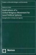 Implications Of A Global Religious Movement For Local Political Spheres