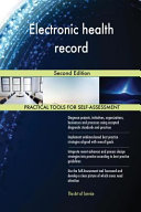 Electronic Health Record Second Edition