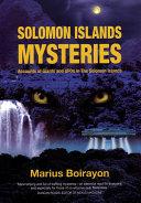 Pdf Solomon Islands Mysteries Telecharger