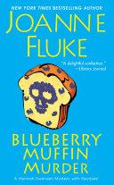 Blueberry Muffin Murder Book