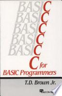 C For Basic Programmers