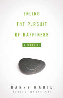Ending the Pursuit of Happiness Pdf/ePub eBook