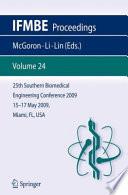 25th Southern Biomedical Engineering Conference 2009 15 17 May 2009 Miami Florida Usa Book PDF
