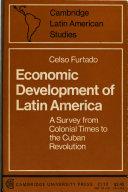 Economic Development of Latin America