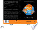 India and the Global Financial Crisis Book