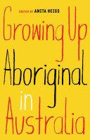 Growing Up Aboriginal in Australia Pdf/ePub eBook