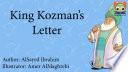 The Letter of King Kozoman