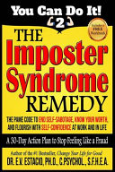 The Imposter Syndrome Remedy a 30 Day Action Plan to Stop Feeling Like a Fraud Book PDF