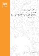 Permanent Magnet and Electromechanical Devices [Pdf/ePub] eBook