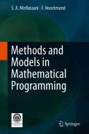 Pdf Methods and Models in Mathematical Programming Telecharger