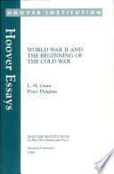 World War Ii And The Beginning Of The Cold War