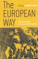 The European Way