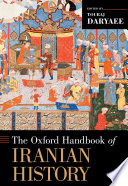The Oxford Handbook Of Iranian History Book