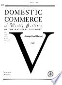 Domestic Commerce