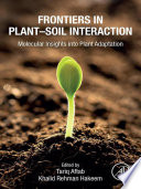 Frontiers in Plant   Soil Interaction