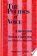 The Politics of Voice