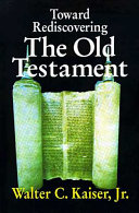 Toward Rediscovering the Old Testament Book PDF