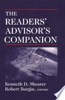 The Readers  Advisor s Companion Book