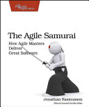 The Agile Samurai book cover image