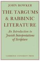 The Targums and Rabbinic Literature