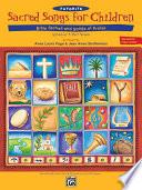 Favorite Sacred Songs For Children Bible Stories Songs Of Praise