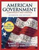 American Government 2006