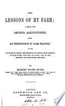 The lessons of my farm