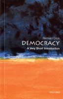 Pdf Democracy: A Very Short Introduction