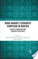 Boko Haram   s Terrorist Campaign in Nigeria