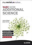 WJEC GCSE Additional Science