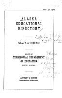 Alaska Educational Directory
