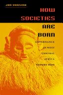 How Societies are Born ebook