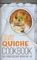 Easy Quiche Cookbook