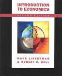 Cover of Introduction to Economics