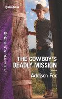 The Cowboy's Deadly Mission Pdf/ePub eBook