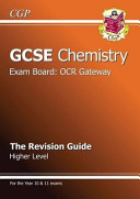 Gcse Chemistry OCR Gateway Revision Guide