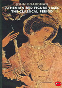 Athenian Red Figure Vases: The Classical Period : a Handbook