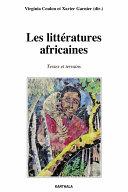 Les littératures africaines