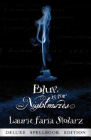 Blue is for Nightmares banner backdrop