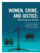 Women, Crime, and Justice
