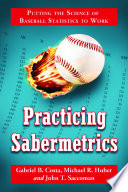 Practicing Sabermetrics Book PDF