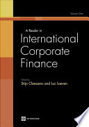 A Reader in International Corporate Finance