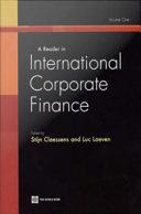 A Reader in International Corporate Finance