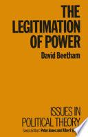 The Legitimation of Power