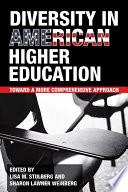 Diversity in American Higher Education Book PDF